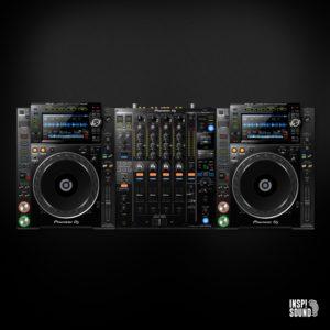 DJ Pult Pioneer Nexus 2