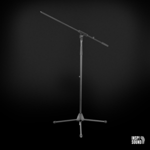 Shure SM 58 inkl mikrofonstativ
