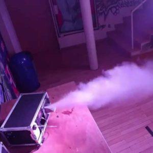 Smoke Factory Tour Hazer 2
