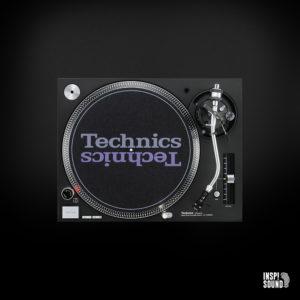 Technics 1210 med pickup